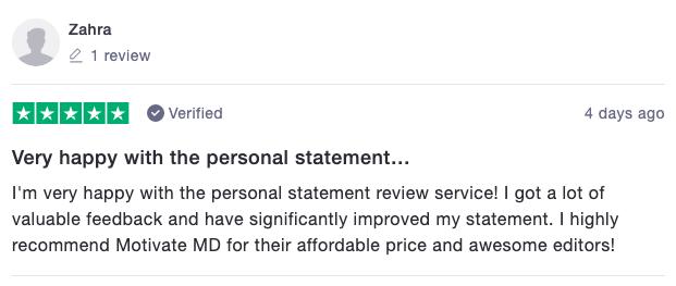 MMD Trustpilot Review