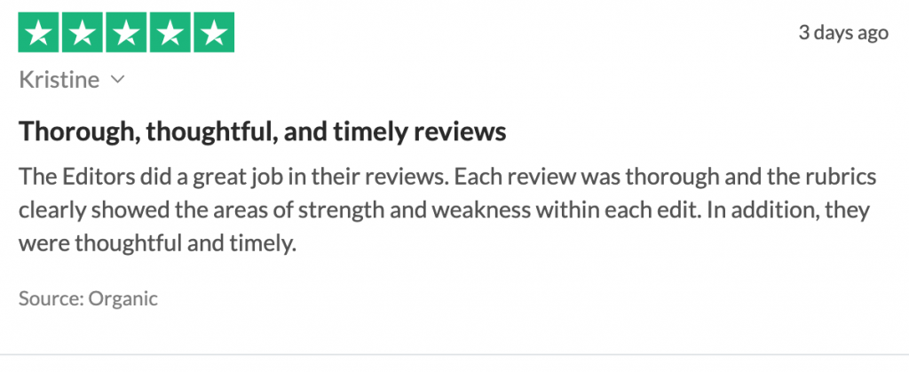 MMD 5 Star Review