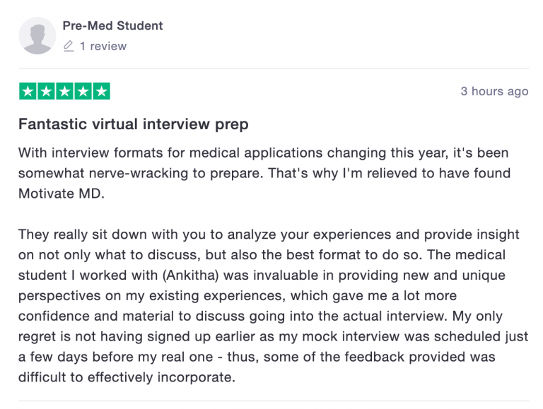 Interview Prep Review