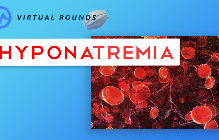 Virtual Rounds Session 13: Hyponatremia (Premed Shadowing)